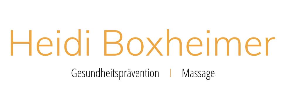 Massagepraxis Boxheimer